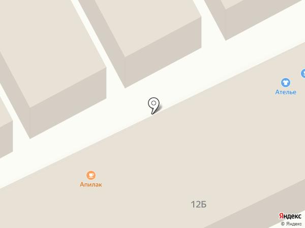 Церковная лавка на карте Волгограда