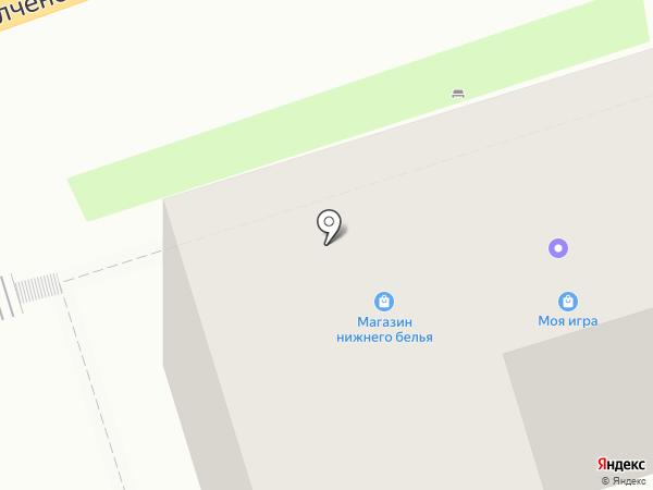 Магазин товаров для дома на карте Волгограда