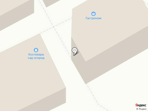 Гастрономический павильон на карте Волгограда