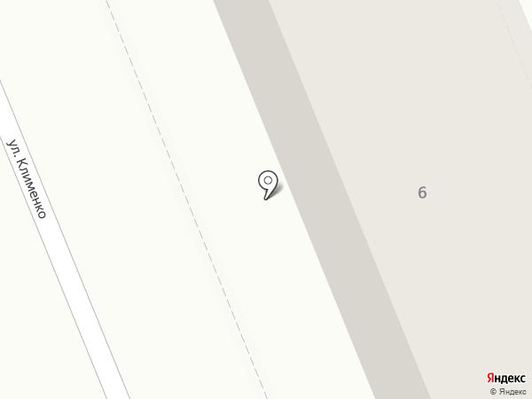 Клуб пожилых людей на карте Волгограда