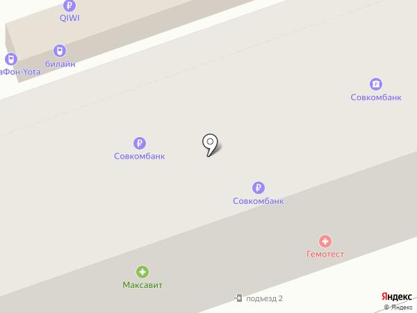 Великолукский мясокомбинат на карте Волгограда