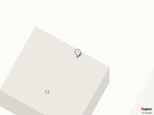 Заречье на карте Краснослободска