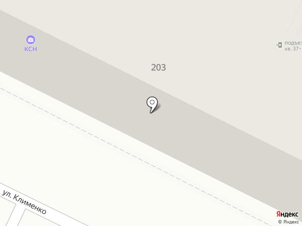 Самоделкин на карте Волгограда