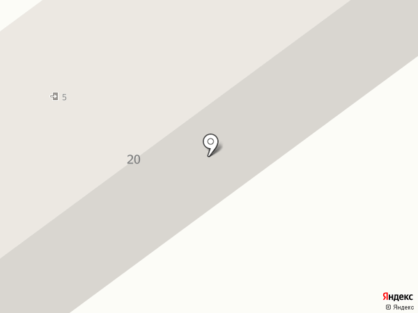 УК Южное на карте Волгограда