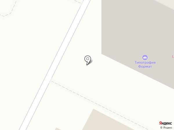 Печать-Сервис на карте Волгограда