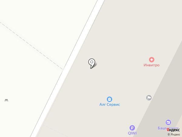 Полиглот на карте Волгограда