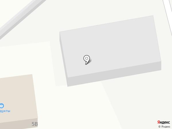 Строительный магазин на карте Краснослободска