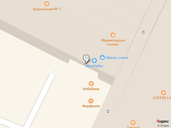 Теплый дом на карте Волгограда