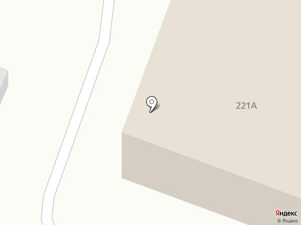 Волго-Донское ПМЭС на карте Волгограда