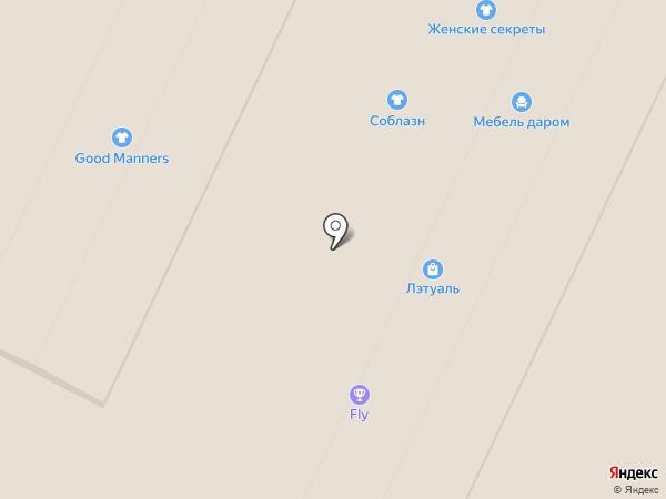 Семейный на карте Волгограда