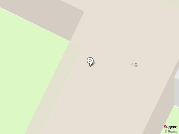 Бизнес Партнер на карте Волгограда