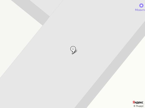 Веотаб на карте Волгограда