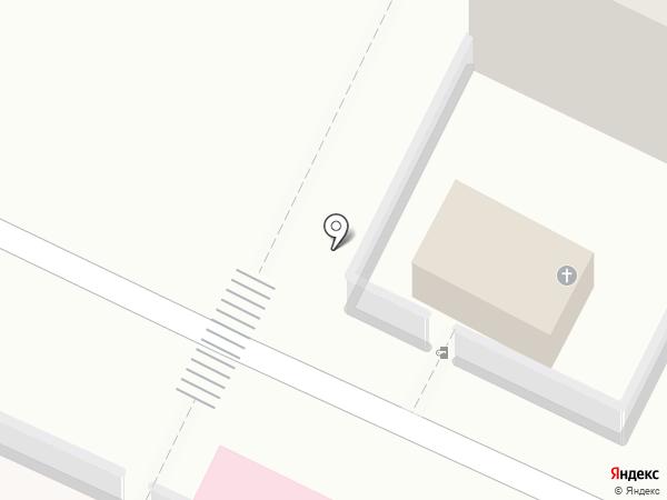 Церковь Святых Благоверных Чудотворцев Муромских Петра и Февронии на карте Волгограда