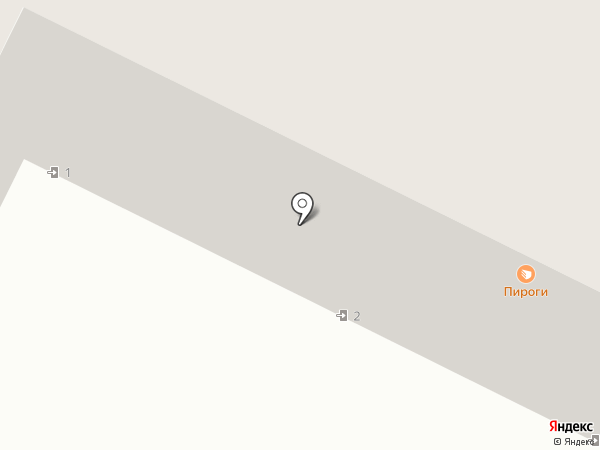 Ювента-М на карте Волгограда
