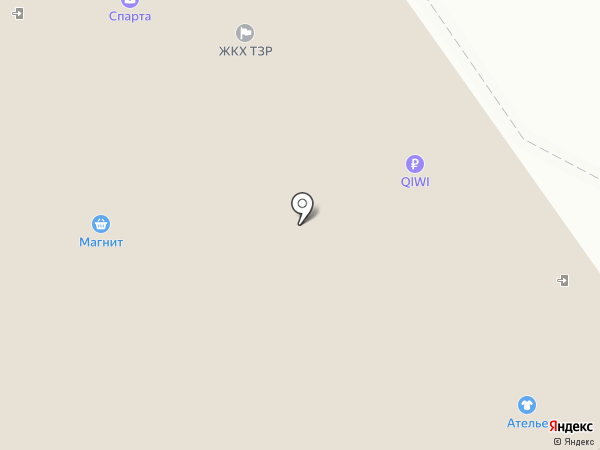 Acura на карте Волгограда