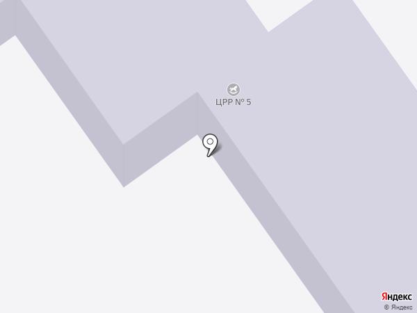 Детский сад №387 на карте Волгограда