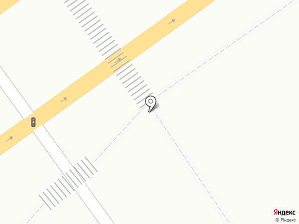 МяскоМ на карте Волгограда