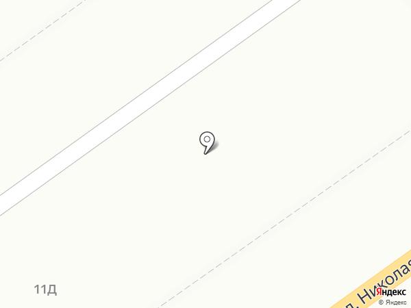 Ермолино на карте Волгограда