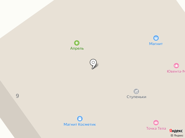 Форайтер на карте Волгограда