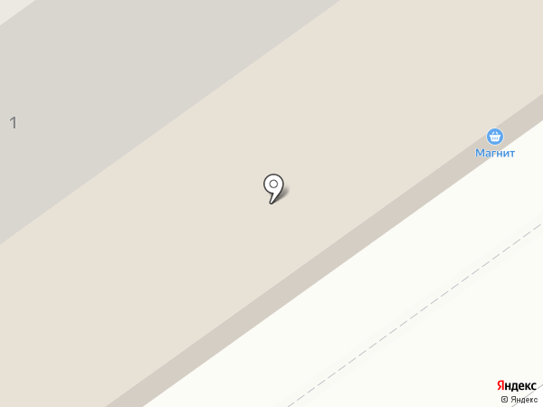 Вуа_ля на карте Волгограда