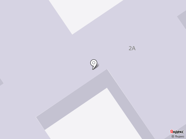 Детский сад №15 на карте Волгограда
