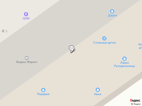 Про Багет на карте Волгограда