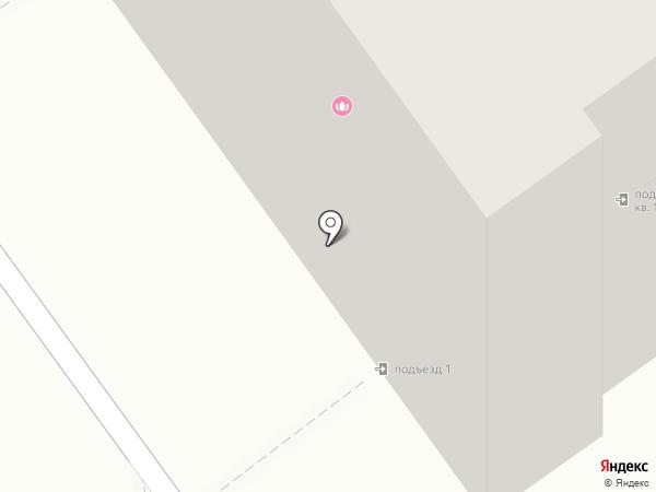 Н.В.Флотилии-23, ТСЖ на карте Волгограда