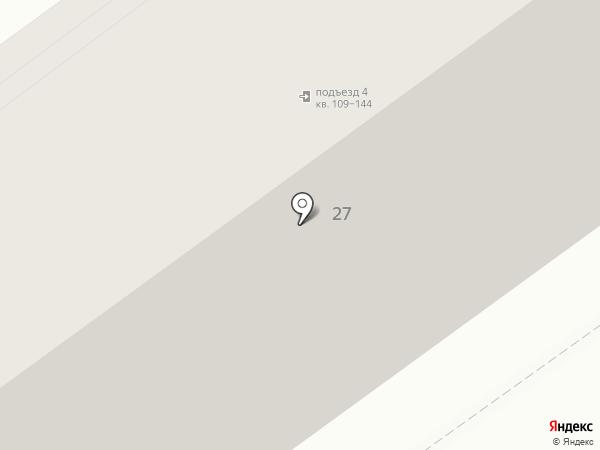 Флотилии-27 на карте Волгограда