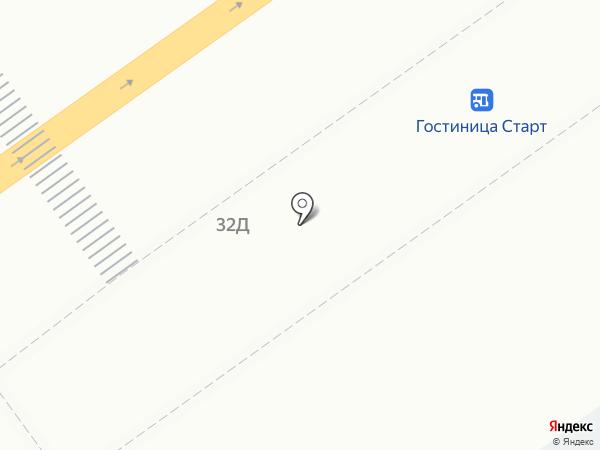 Магазин мясных изделий на карте Волгограда