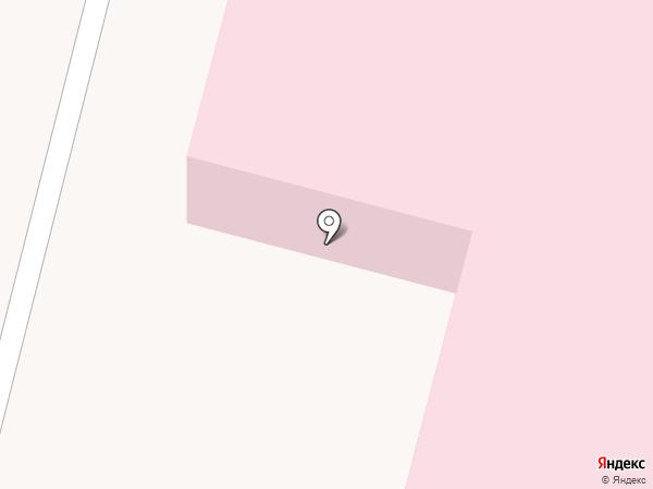 Волгоградская областная психиатрическая больница №5 на карте Волгограда