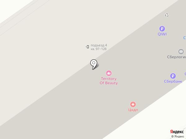 У Кумы на карте Волгограда