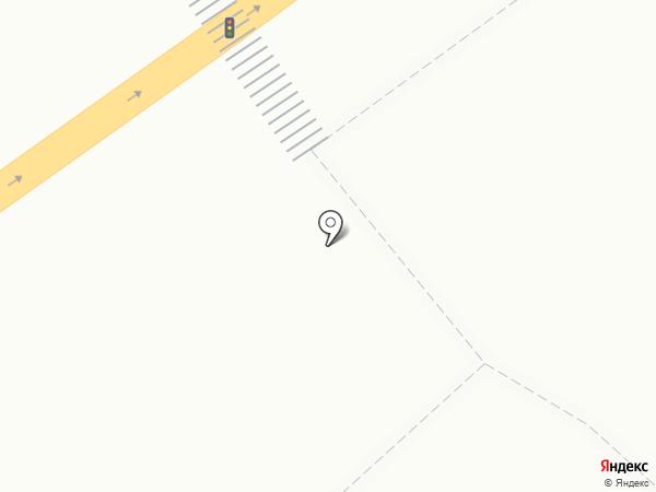 Рыбный магазин на ул. Николая Отрады на карте Волгограда