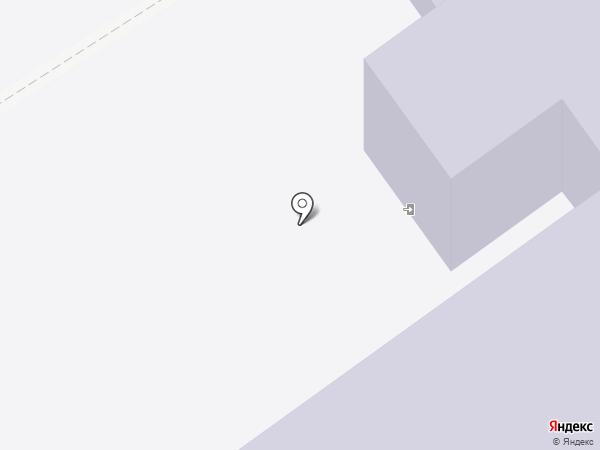 Ирида-Dance на карте Волгограда