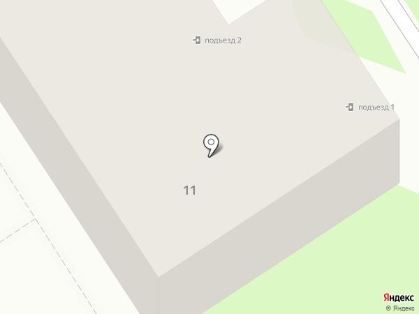 Вираж, АНО на карте Волжского