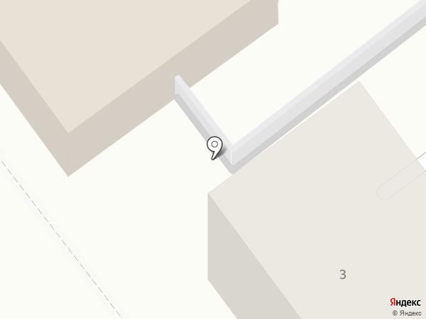 Волга на карте Волжского