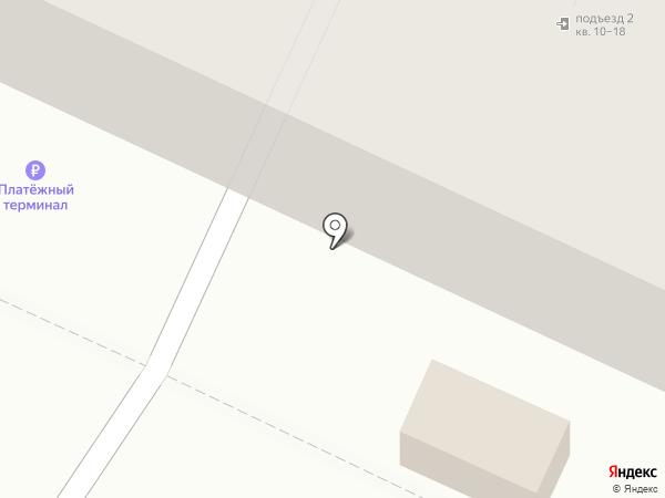 ФАРМ+МЕД на карте Волжского