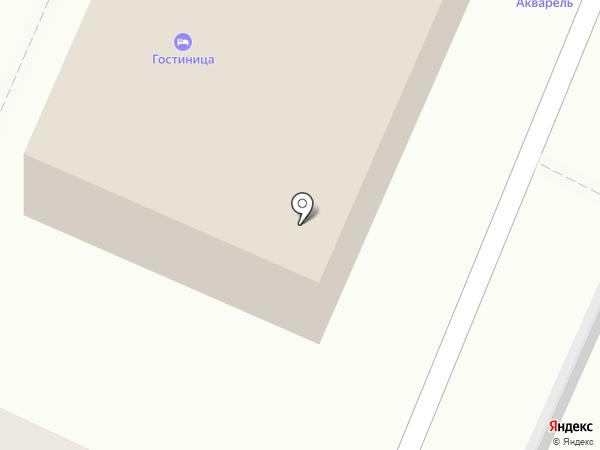 Гостевой дом на карте Волжского