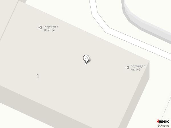 Волгополимер на карте Волжского