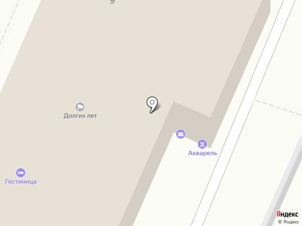 ЁСиКо на карте Волжского