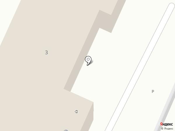 Следственное управление Управления МВД России по городу Волжскому по Волгоградской области на карте Волжского