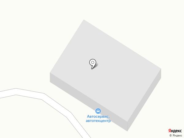 Автосервис на карте Волжского