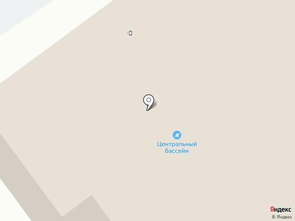 Алмаз на карте Волжского