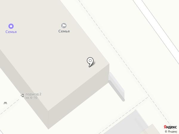 Епархиальный духовный культурно-просветительский центр на карте Волжского