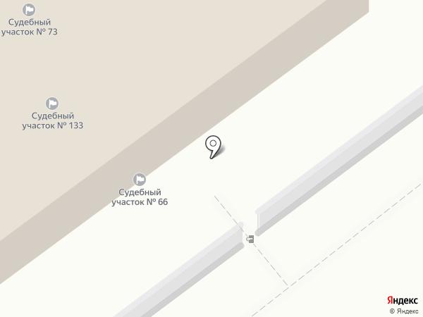 Судебный участок г. Волжского на карте Волжского