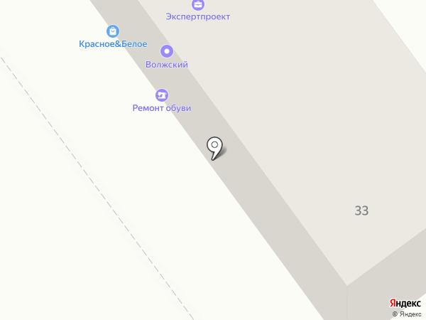Спецклимат на карте Волжского