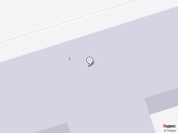 Средняя общеобразовательная школа №23 им. 87 Гвардейской стрелковой дивизии на карте Волжского
