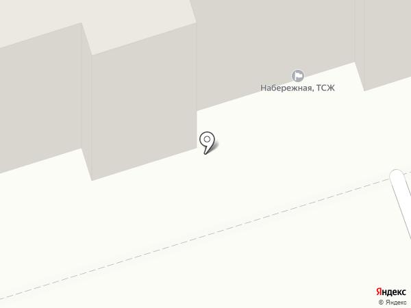 Управляющая компания на карте Волжского