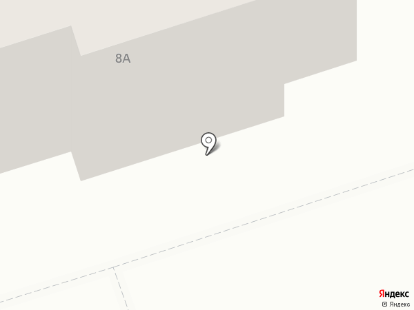 Набережная, ТСЖ на карте Волжского