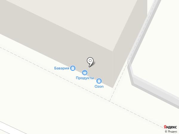 Магазин хозтоваров на карте Волжского