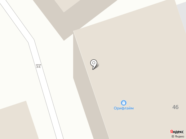 Музей-мастерская Петра Малкова на карте Волжского